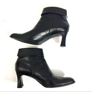 Amalfi Italian Leather Booties size 8.5.